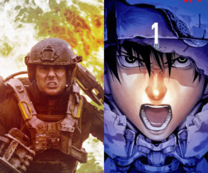 Edge of Tomorrow vs. All You Need is Kill