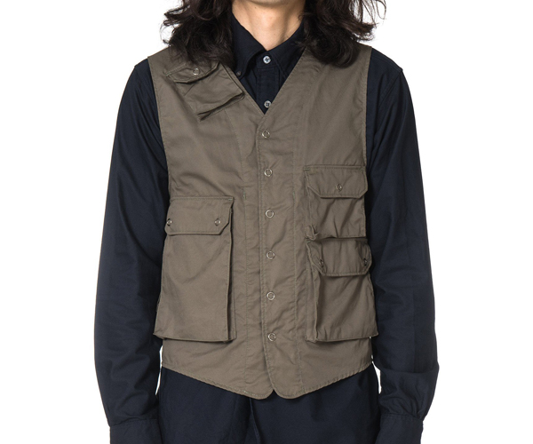 Engineered Garments C-1 Vest