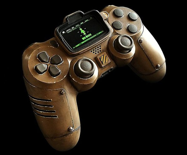 End of Line Pip-Boy PS4 Controller