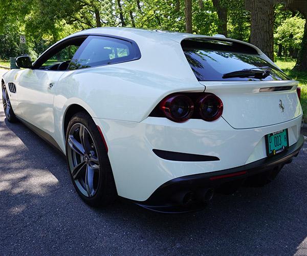 Driven: 2017 Ferrari GTC4Lusso