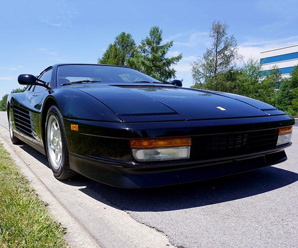Driven: Ferrari Testarossa