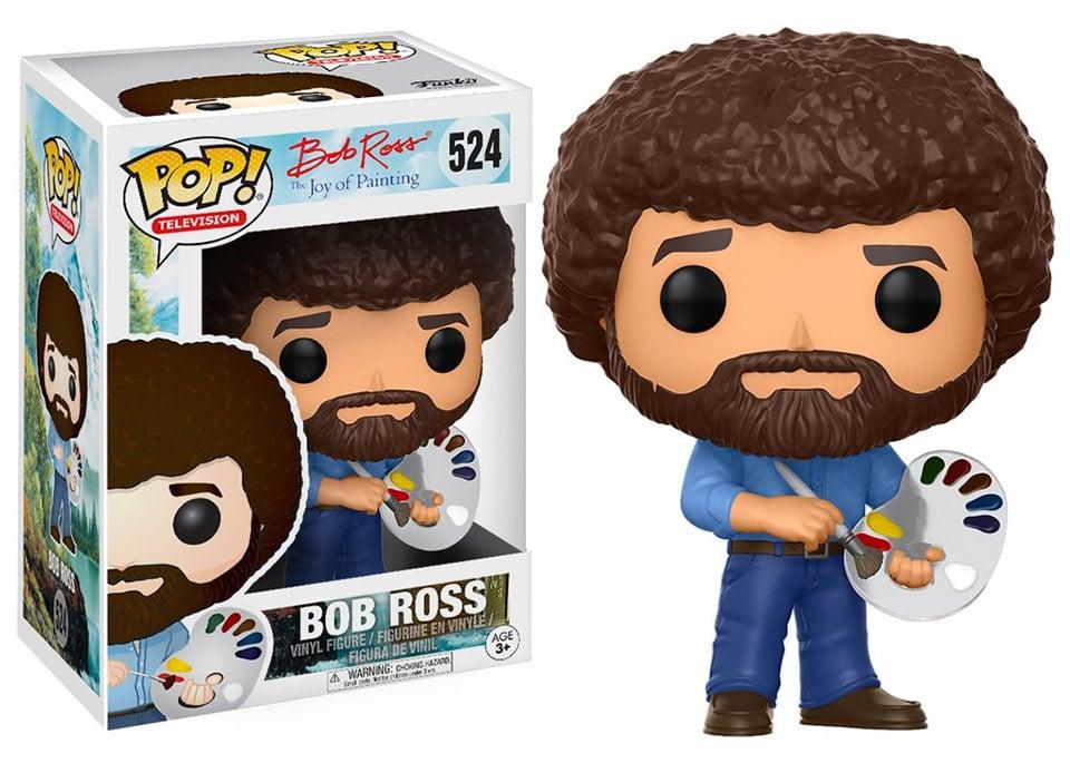 Funko POP! Bob Ross