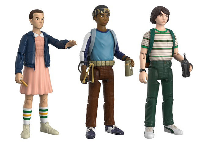 Funko Stranger Things Action Figures