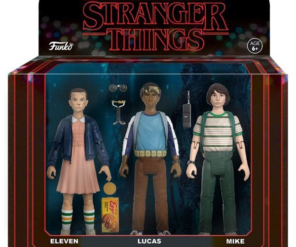 Funko Stranger Things Action Figures
