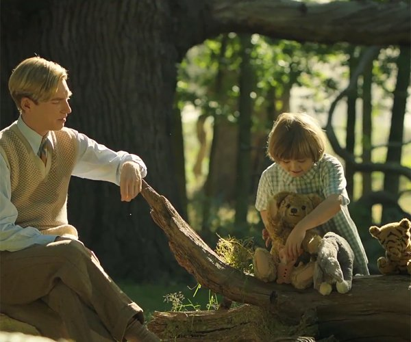 Goodbye Christopher Robin (Trailer)