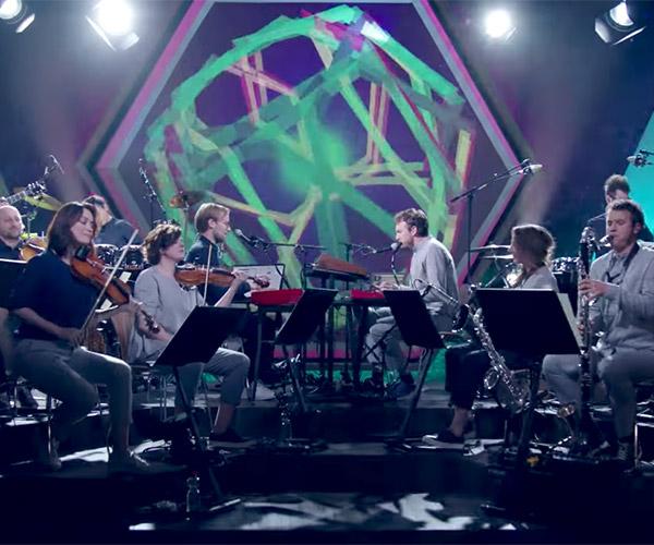 Orchestra Plays Daft Punk