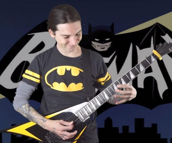 Batman 1966 Metal Edition