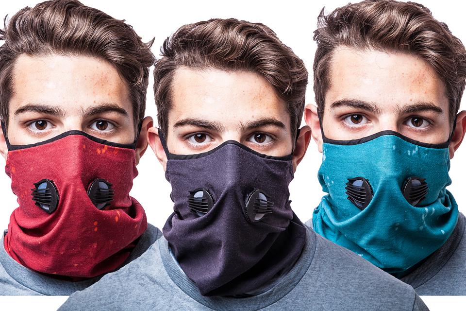 Inversion Gaiter 2 Air Filter Masks