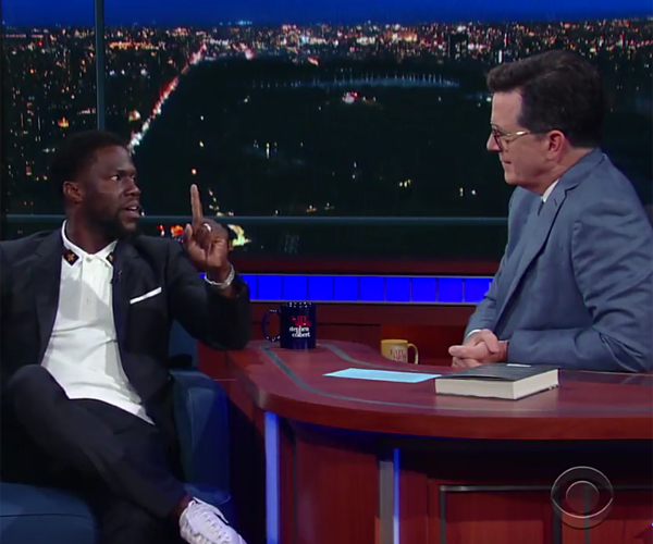 Kevin Hart's Life Lessons