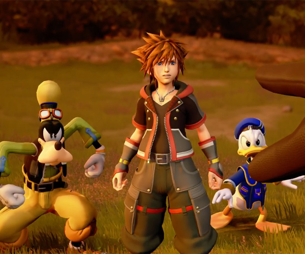 Kingdom Hearts III (Trailer)