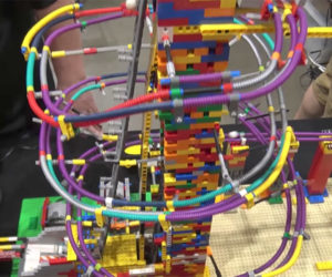 Largest LEGO Ball Contraption