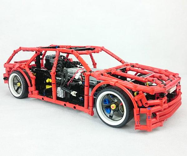 LEGO Drift Wagon