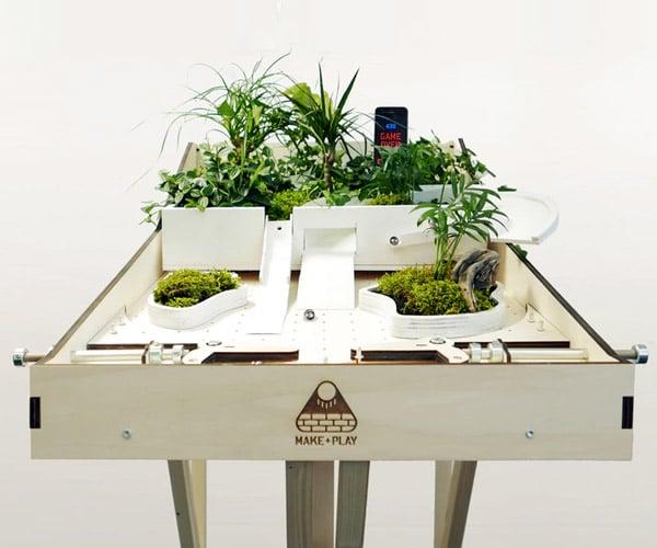 Makerball DIY Pinball Machine