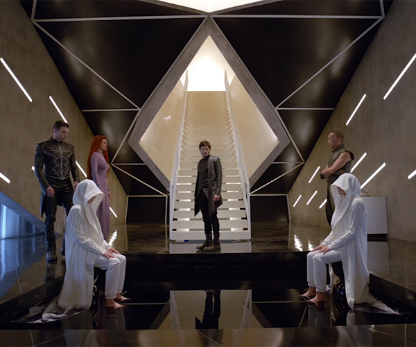Marvel's Inhumans (Trailer)