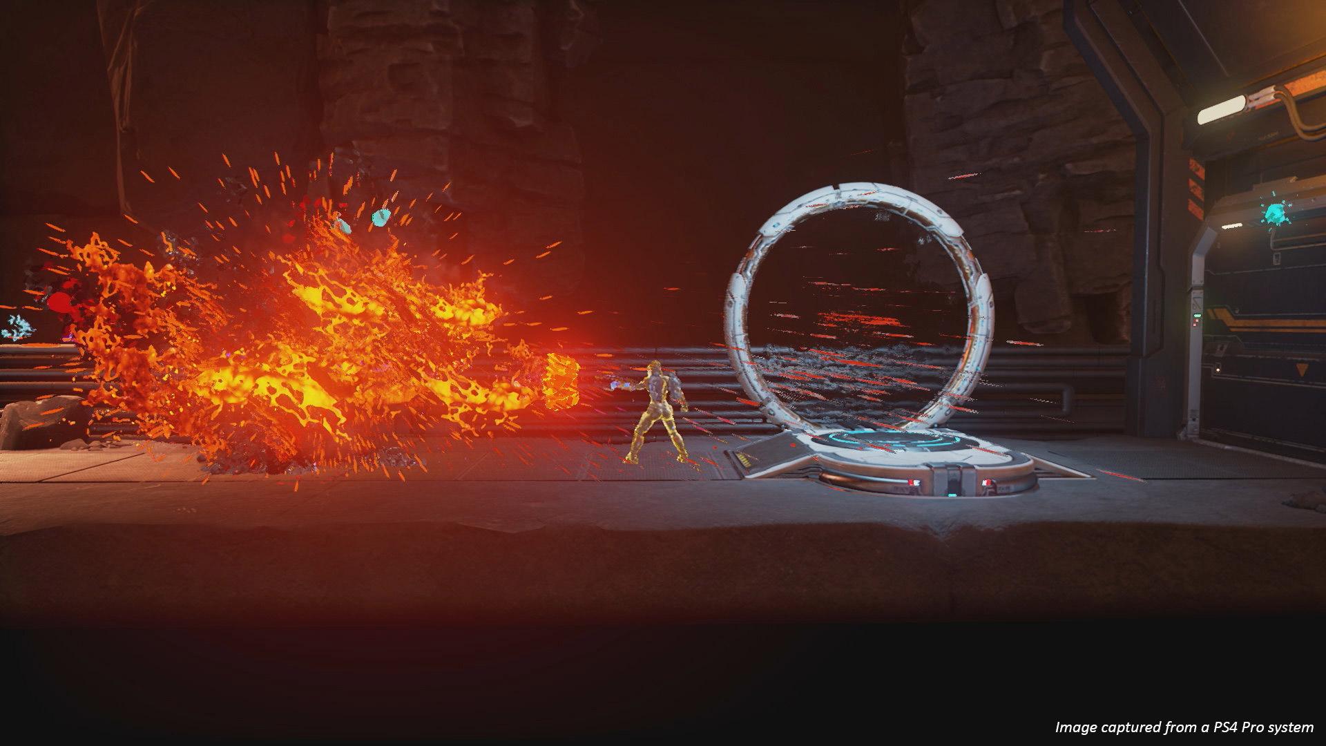 Matterfall (Gameplay)