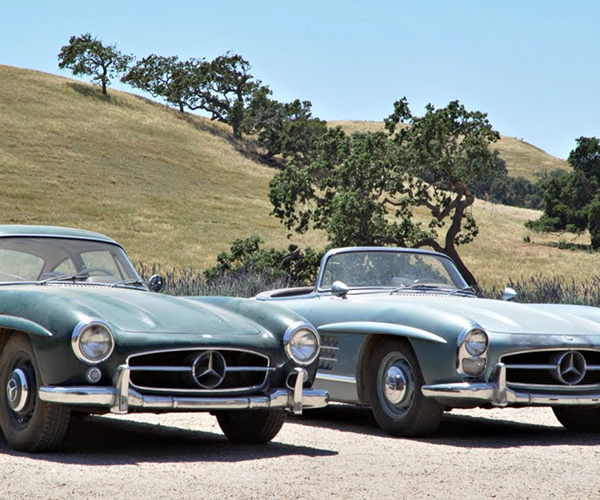 Mercedes-Benz 300 SL Duo