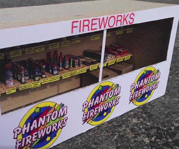 MIni Firework Store
