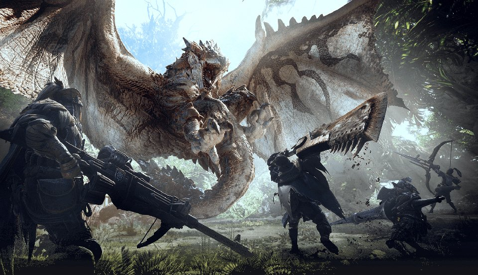 Monster Hunter: World (Trailer)