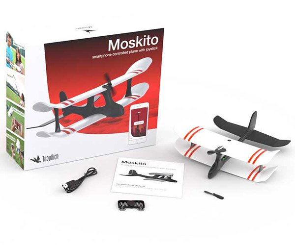 Moskito App-Controlled Airplane