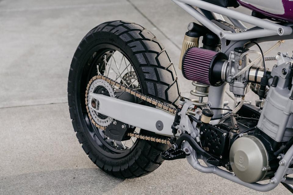Moto Mucci Husqvarna TE570