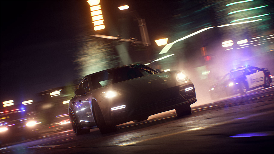 Need for Speed Payback (Trailer)
