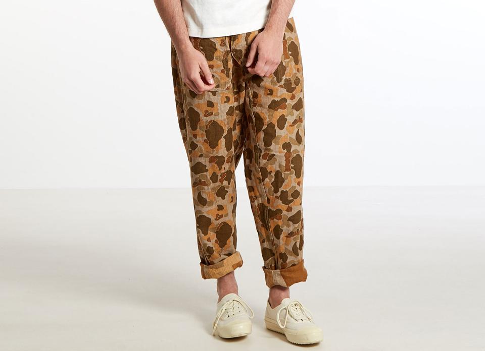 Nigel Cabourn Reversible Pant