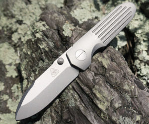 Badger Framelock Knife