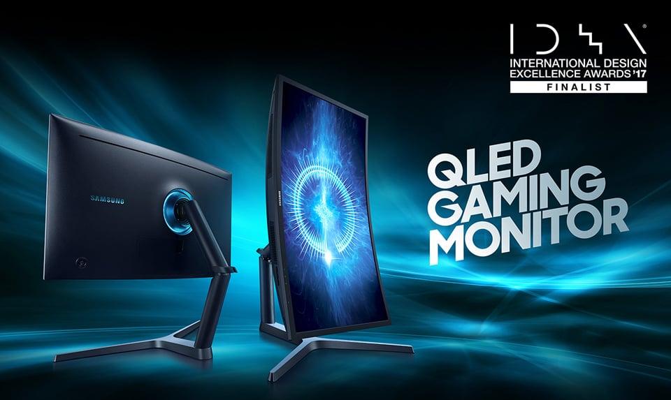 Samsung CHG90 Ultrawide Monitor