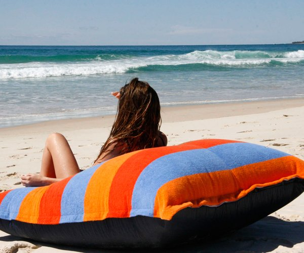 Beach Towel Bean Bag Covers