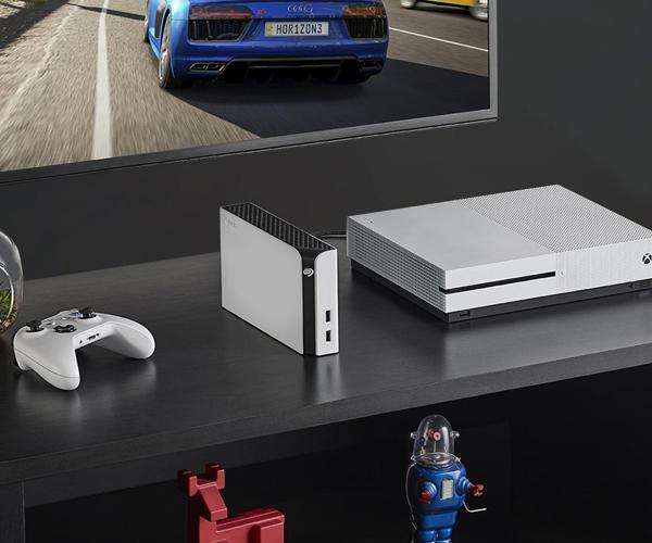 Seagate 8TB Game Drive Hub