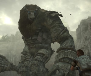 Shadow of the Colossus PS4 (Trailer)