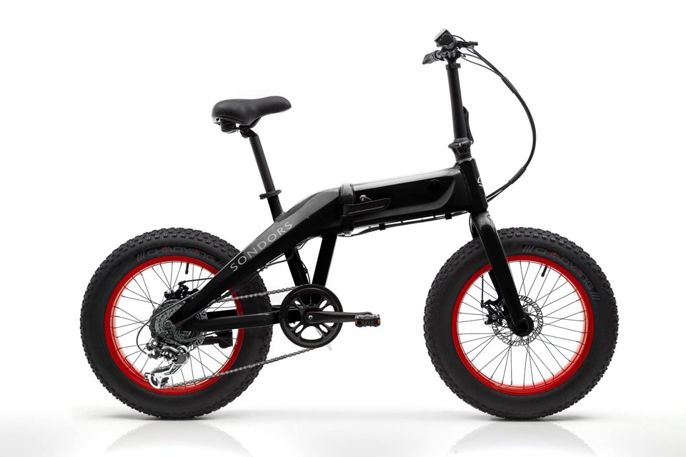 Sondors Fold Electric Bicycle