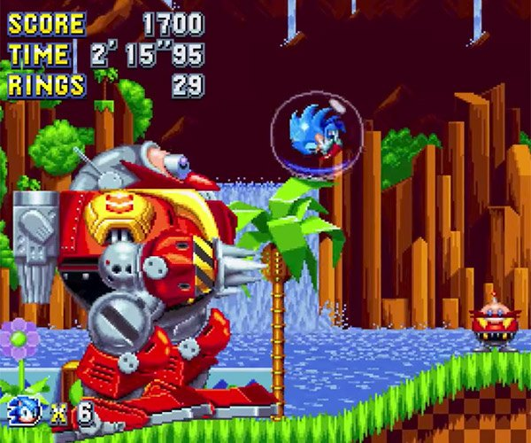 Sonic Mania (Gameplay)