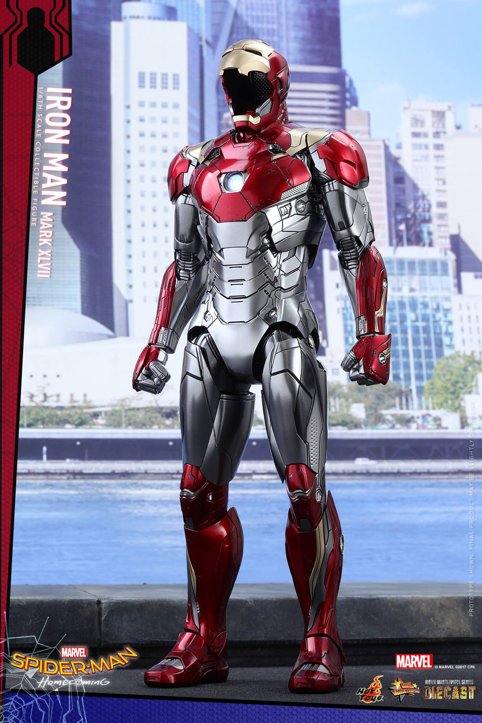 Hot Toys Iron Man Mk.47 Action Figure