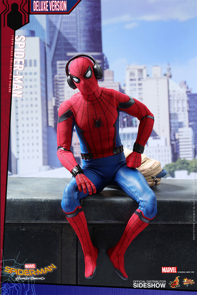 Spider-Man:Homecoming Action Figure 2