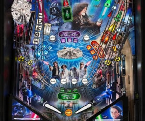 Star Wars 40th Anniversary Pinball