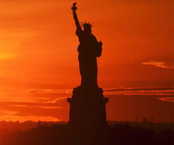 Statue of Liberty: A Year in the Life