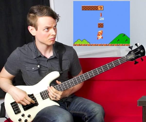Super Mario Bass