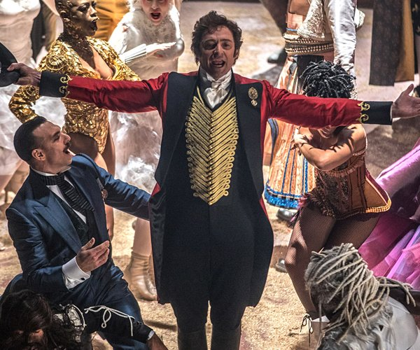 The Greatest Showman (Trailer)
