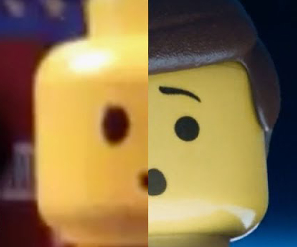 The LEGO Movie and Fan Films