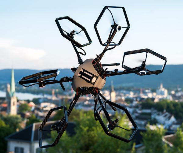 Voliro Hexacopter Concept