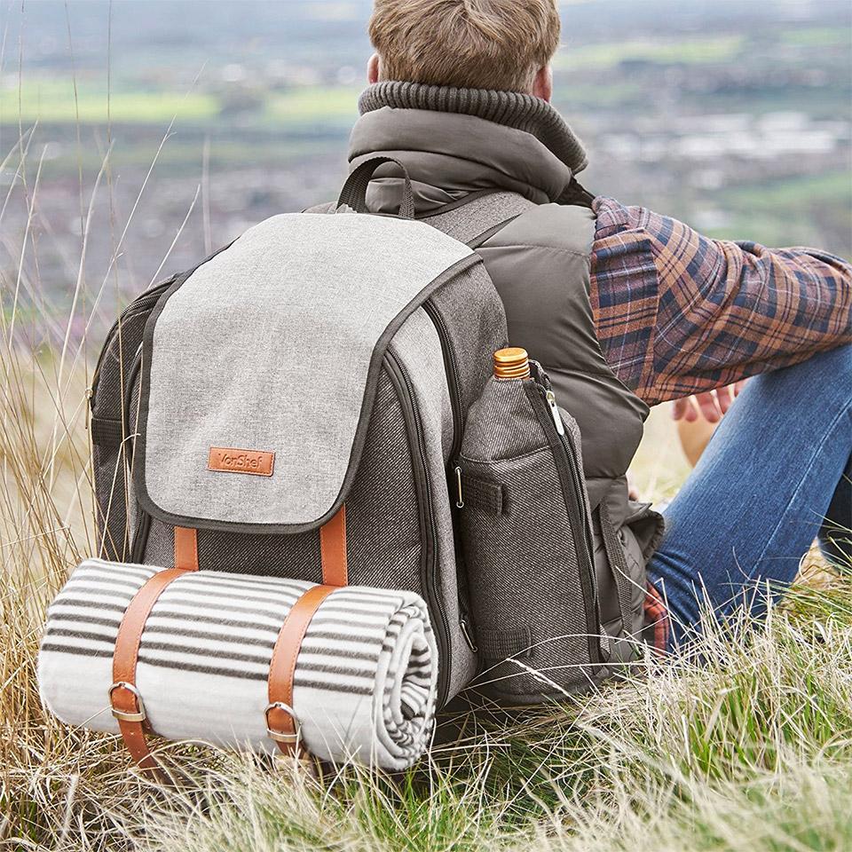VonShef Picnic Backpack