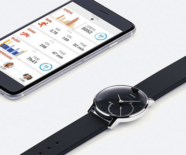 Deal: Withings Activité Steel Watch