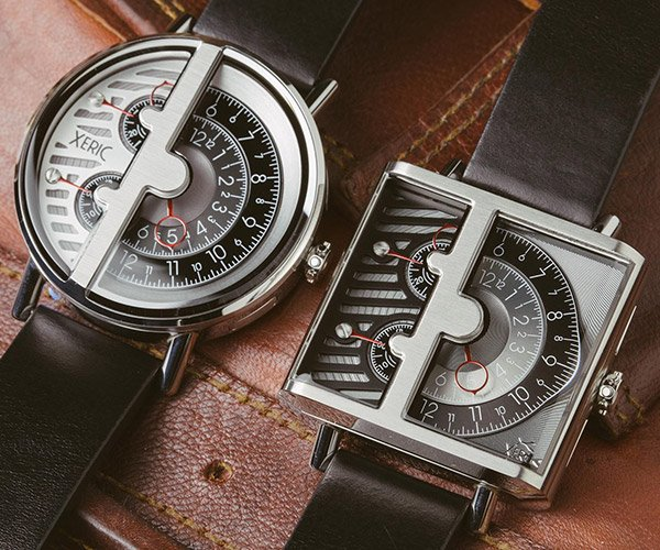 XERIC RQ & SQ Watches