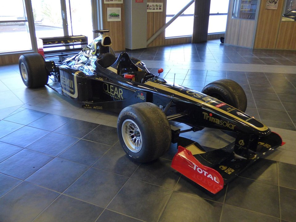 2004 Arrows F1 Two-seater