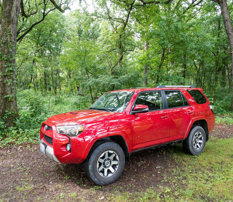 Driven: Toyota 4Runner TRD Off-Road
