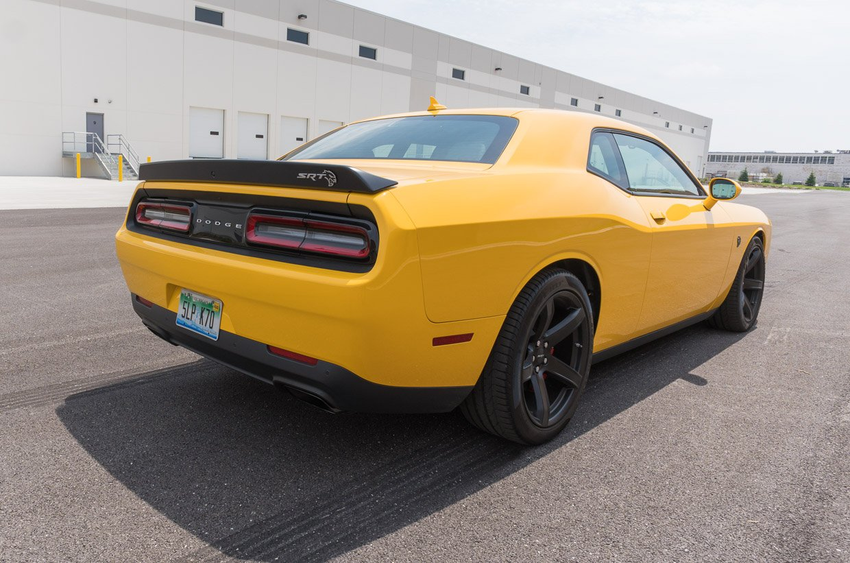 Driven: Dodge Challenger SRT Hellcat