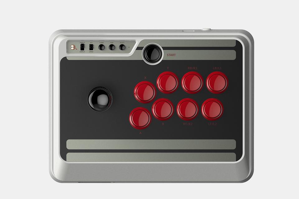 8Bitdo NES30 Arcade Joystick