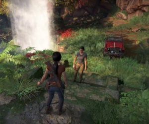 Uncharted: The Lost Legacy (Gameplay)