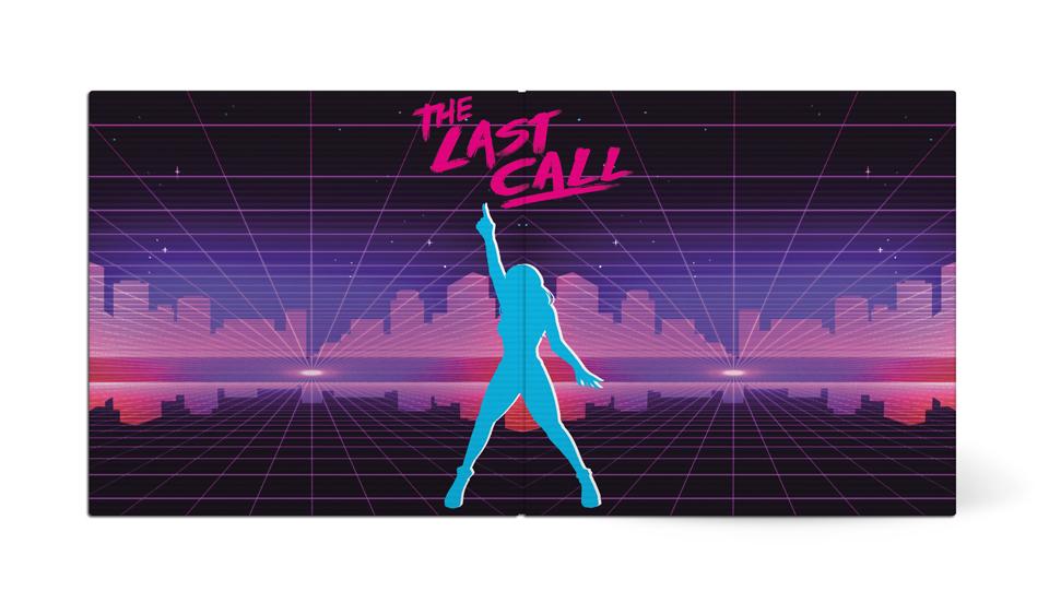VA-11 HALL-A OST 2XLP